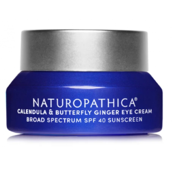 Naturopathica Calendula and Butterfly Ginger Eye Cream SPF 40