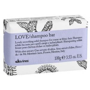 Davines Love Smooth Shampoo Bar