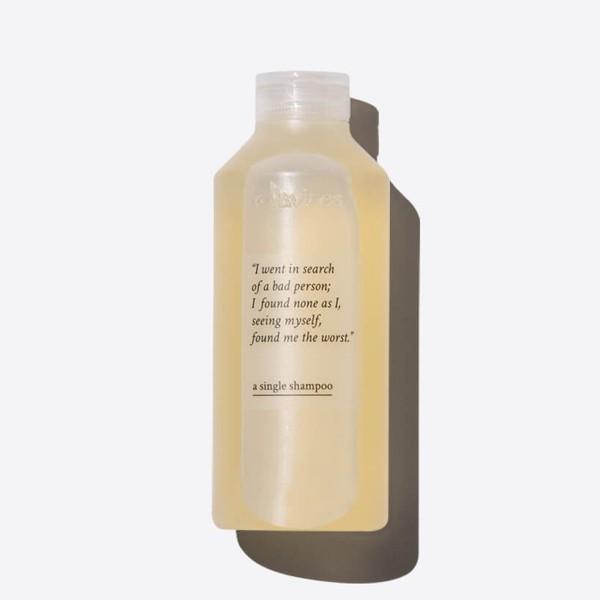 A Single Shampoo