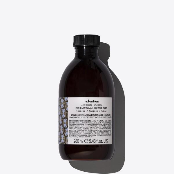 Davines Alchemic Shampoo Tobacco