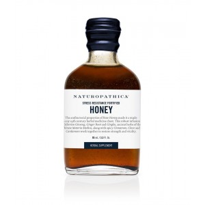 Naturopathica Stress Resistance Fortified Honey